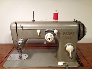 questa è la mia macchina da cucire...il 27 ottobre 2015 compie 60 anni!