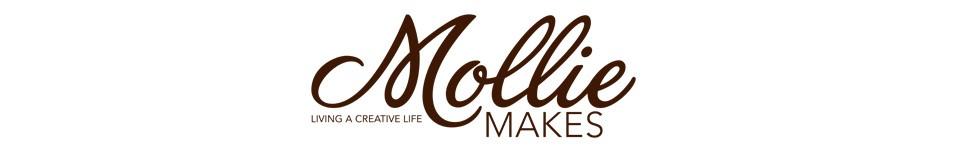 Mollie Makes link e logo