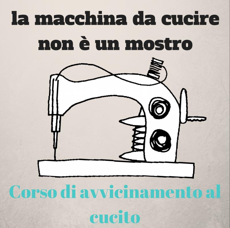 la macchina da cucire