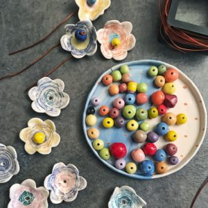 fiori e perline nigutindor