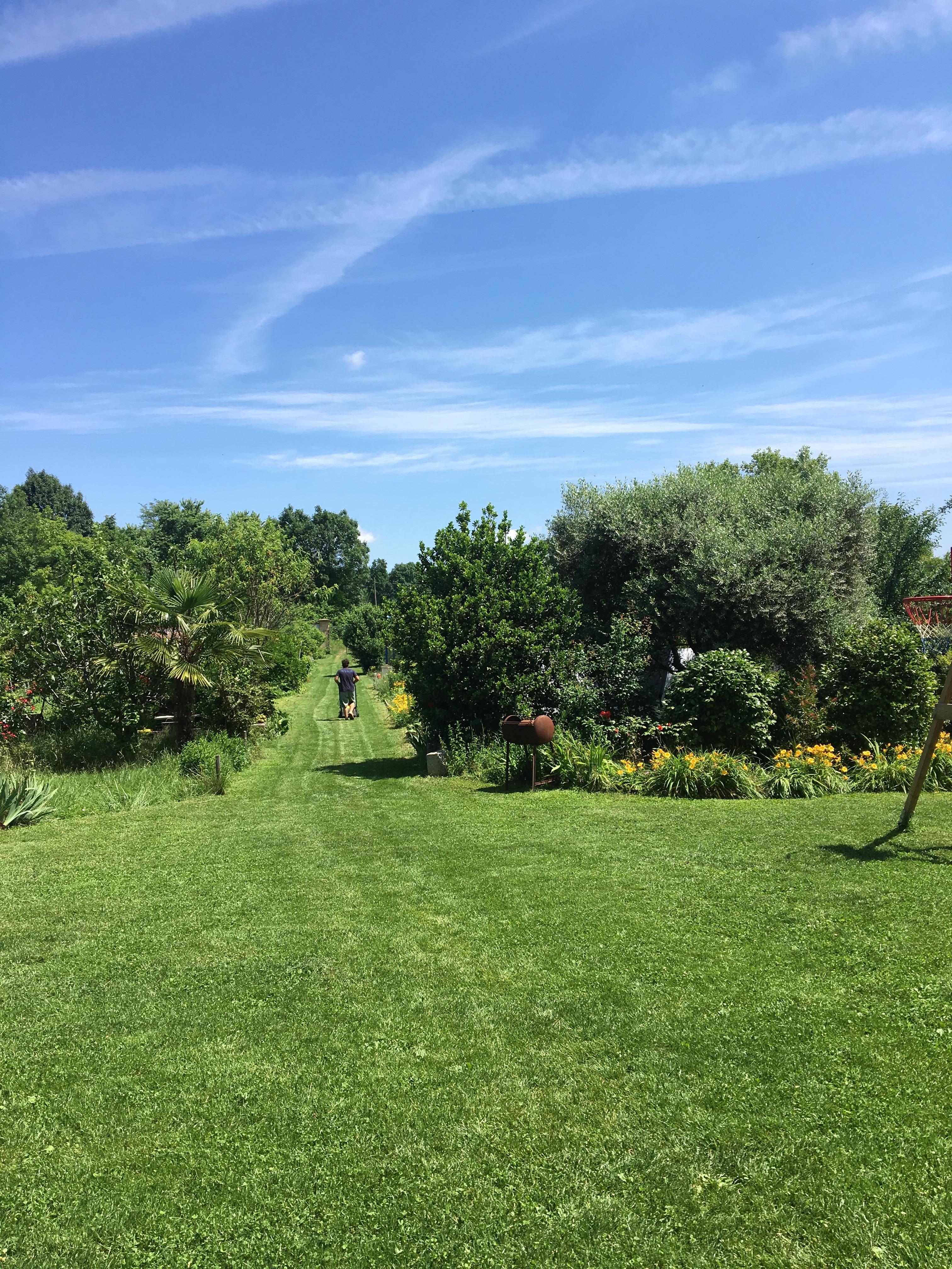 giardino brianza
