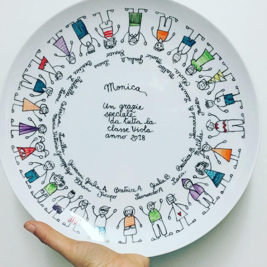 regalo piatto